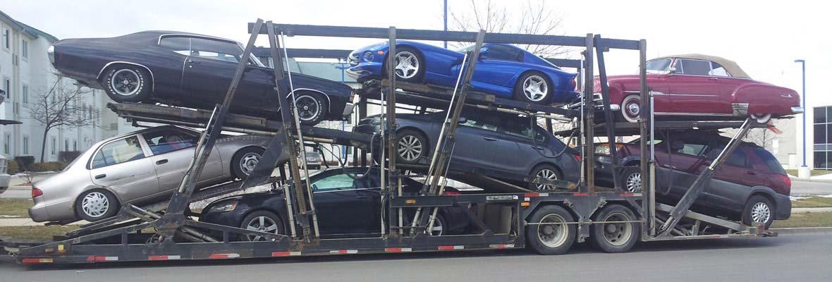 Auto Transport And Car Shipping Company Canada