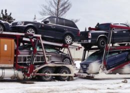 The Various Car Shipping Options in Canada